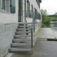 Pergola, Brücken, Türen, Geländer, Tore, Balkone, Oblichter, Schmiede